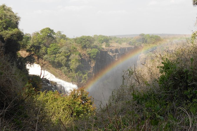 Victoria Falls & Livingstone Town Experience