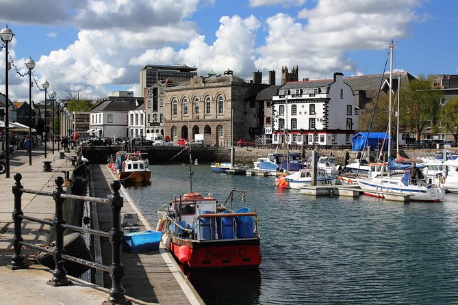 Plymouth Mayflower and Barbican Walking Tour