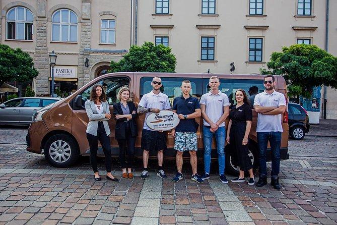 Wieliczka Salt Mine Guided Tour with Hotel Transfers