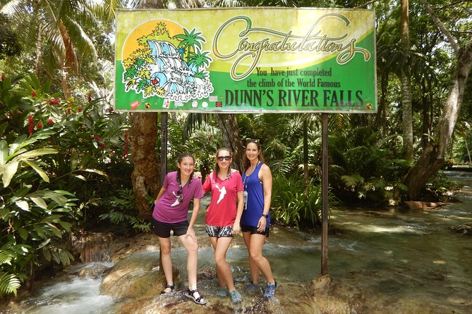 Private Tour to: Dunns River Falls (All-inclusive) from hotels Islandwide