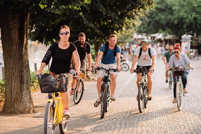 Experience Ljubljana Bike Tour