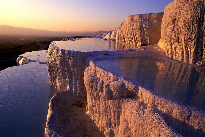 1 Day Istanbul Pamukkale Tour By Plane - YK008