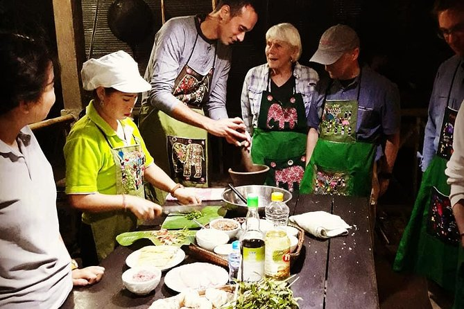 Evening Bamboo weaving & Cooking classes join-in