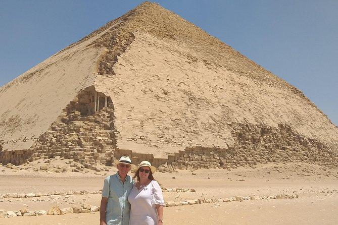 Half Day Tour to Memphis,Saqqara & Dahshour Pyramids