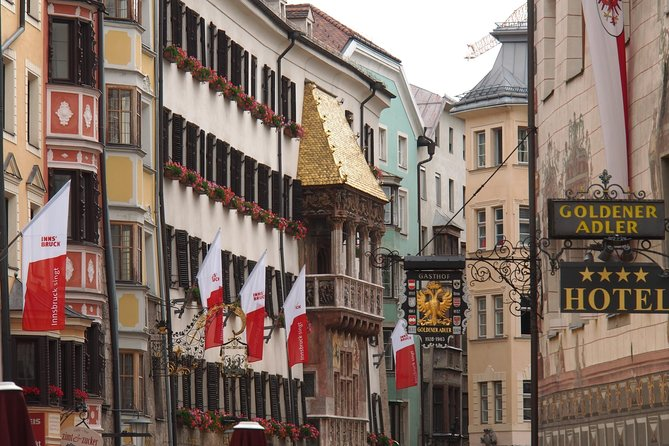 Walking Tour in Innsbruck's historical Old Town