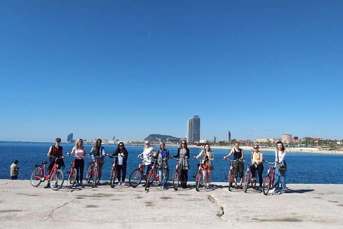 Barcelona Sightseeing Bike Tour
