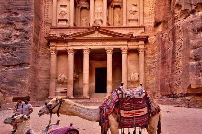4-Days Tour Petra, Wadi Rum, Aqaba from Amman