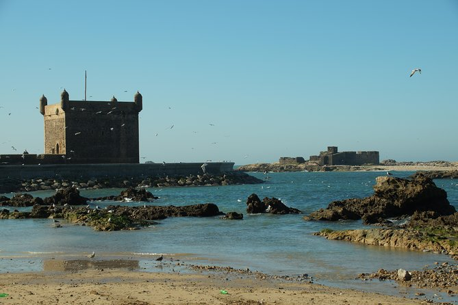 Private day trip from Marrakech to Essaouira, the historic Mogador