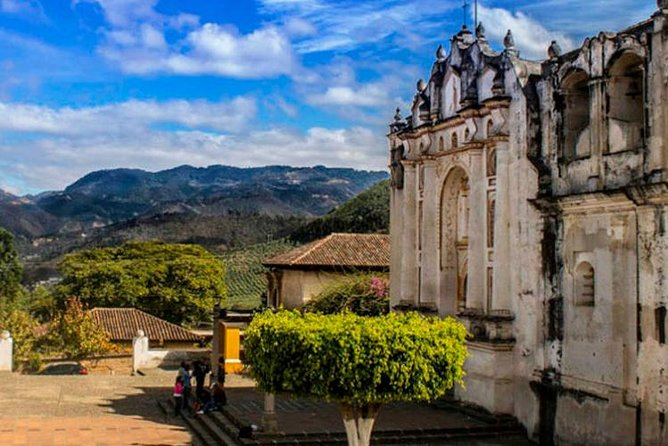 ANTIGUA GUATEMALA and 6 cultural Towns