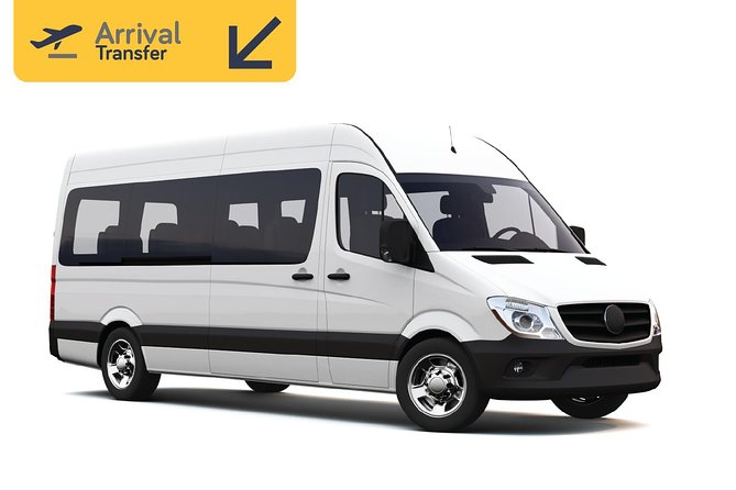 Transfer in private Van from Armenia Airport to Armenia City (Eje Cafetero)
