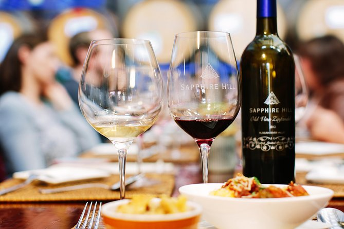 5 Course Food and Wine Pairing Voucher