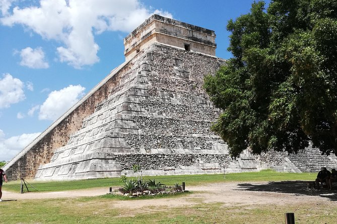 Chichen Itza Day Trip Departing from Cancun