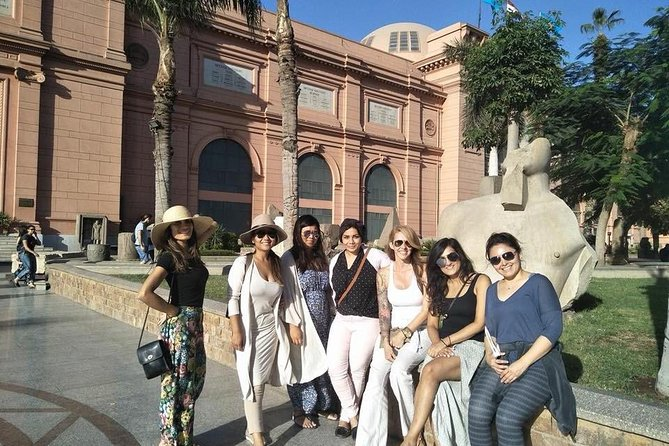 Private Tour to Egyptian Museum, Citadel and Old Cairo