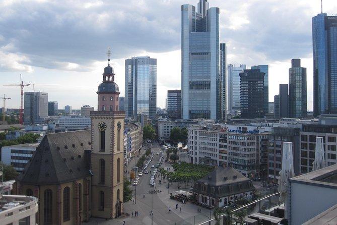 "Frankfurt Sightseeing Tour ""Frankfurt's Highlights"""