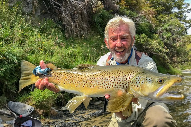 Guided Fly Fishing Trip from Wanaka
