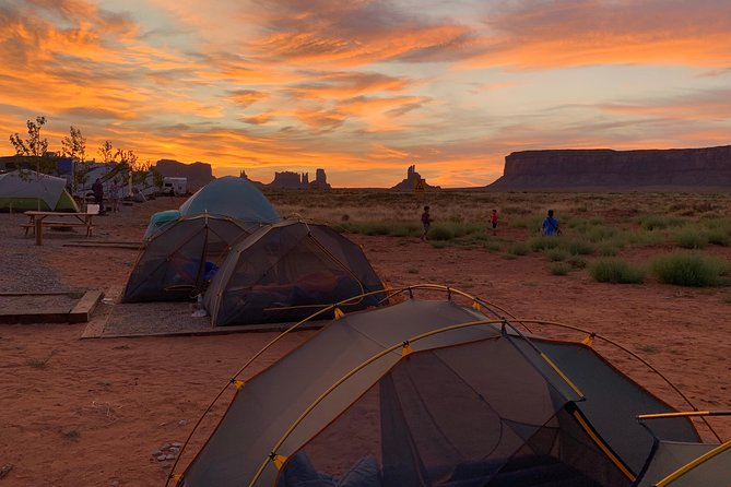 Camping Trip: Antelope Canyon, Horseshoe Bend and Grand Canyon from Las Vegas
