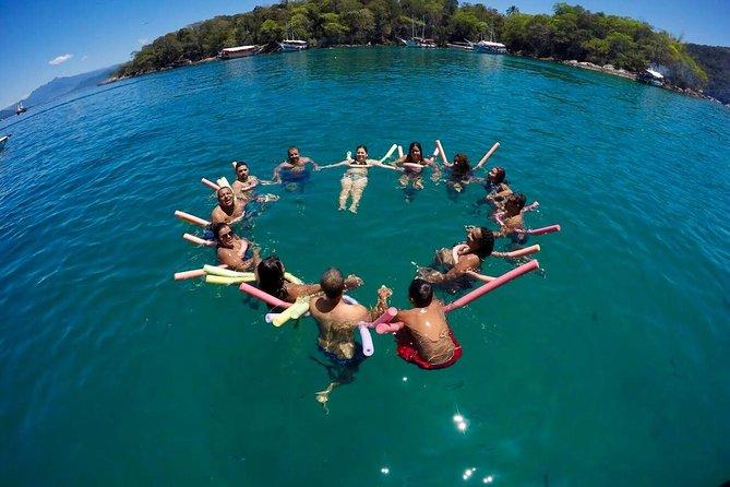 Private Boat Tour in Ilha Grande - Leaving Vila do Abraão or Angra dos Reis