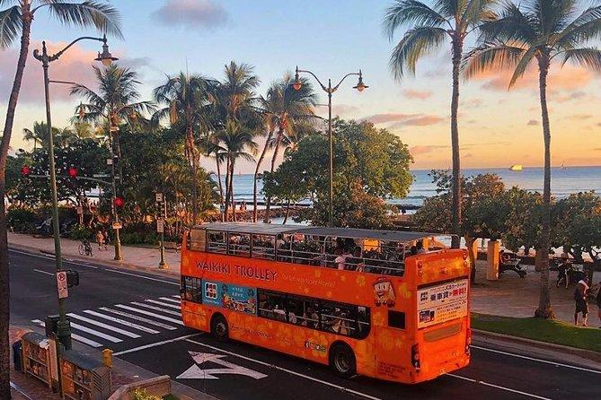 Excursão em bonde panorâmico por Waikiki, Honolulu