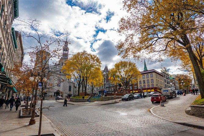 Quebec City: Double Decker Express Tour