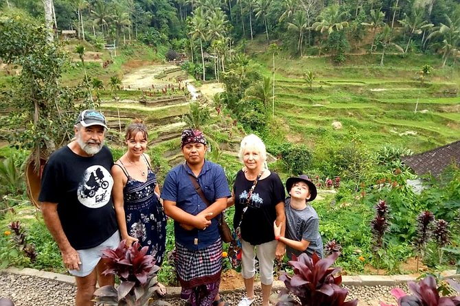 Ubud Private Half Day Tour - Free WiFi