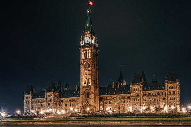 Night on Ottawa Tour