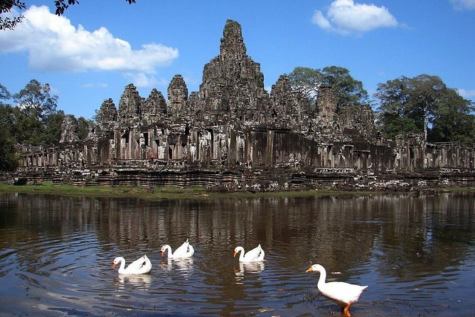 Angkor Wat Full-day Trip from Siem Reap