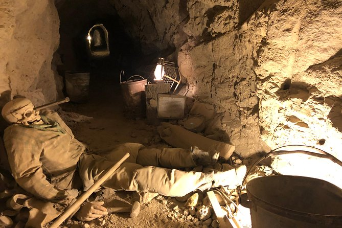 VIP Ghost Town, Gold Mine, Hoover Dam Small Group Tour from Las Vegas