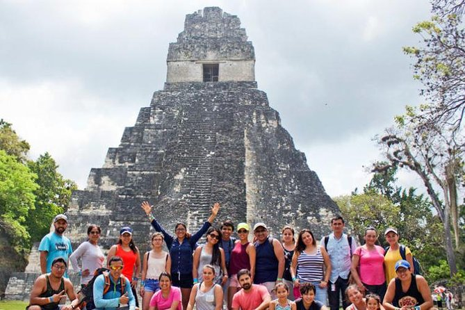 Tikal Day Tour From Flores, Petén