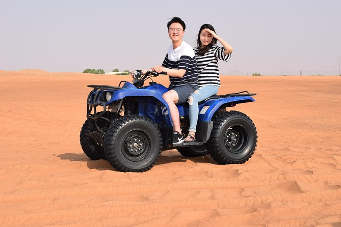 Morning Desert Safari with Quad Bike photo 4