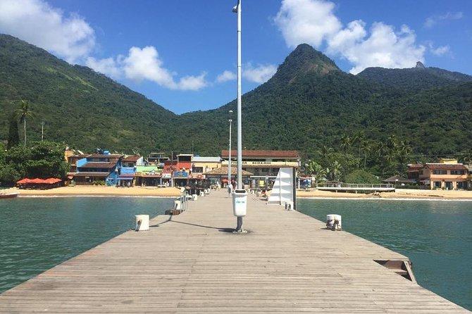 Private Transfer Rio de Janeiro x Ilha Grande - South Zone Exits and Barra