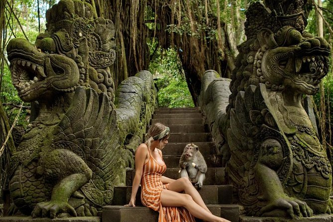 Bali Swing and Best of Ubud Day Trip