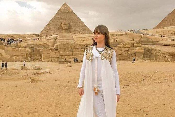 Giza Pyramids, Sakkara & Memphis