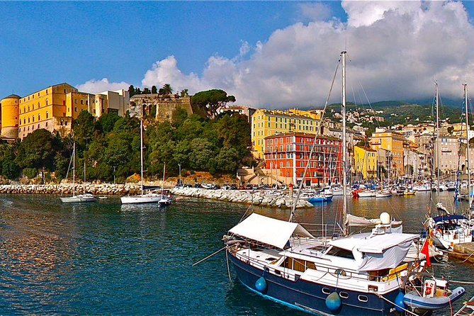 Corsica & Sardinia: 1st Class Traveling in the Mediterranean's 2 Biggest Islands