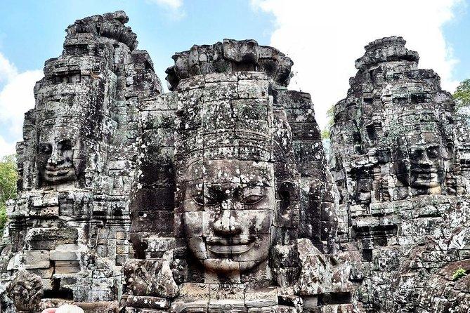 Angkor Thom Half Day Tour