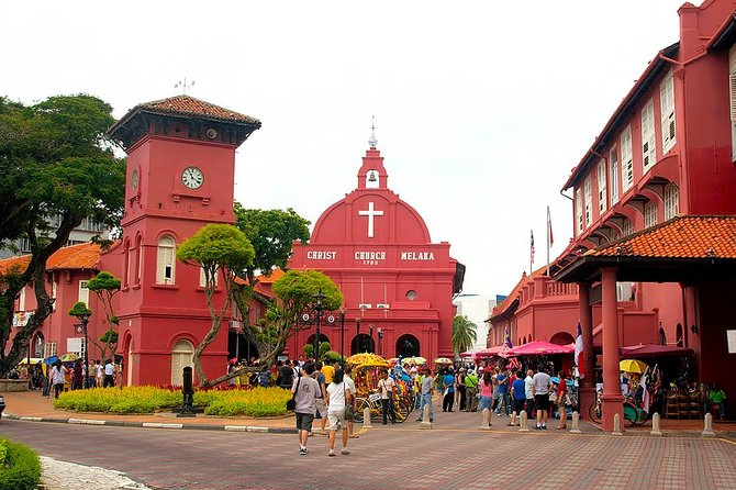 Full-Day Malacca Historical Tour Include Lunch (14 Attractions)