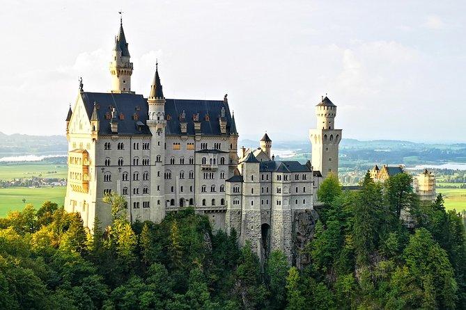 Neuschwanstein Castle Day Trip with Hohenschwangau Castle from Munich