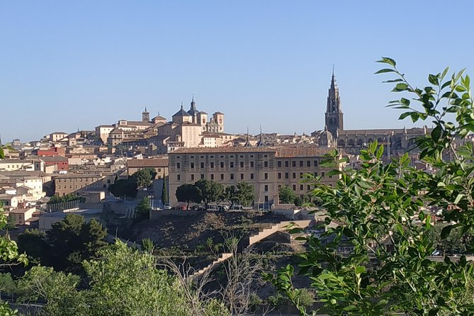Toledo at your Own Pace with a Free Panoramic Madrid Sightseeing Tour