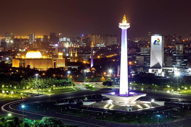 Jakarta Night Tour : Enjoyable Night time in Jakarta (Hotel Pick-up)