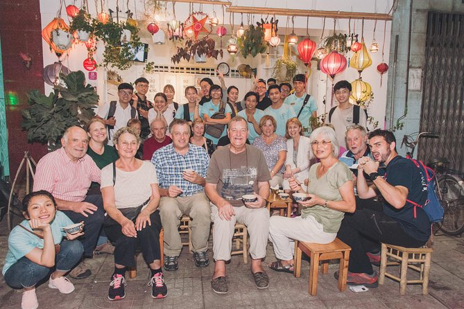 Saigon Local Market And Street Food Tour By Scooter