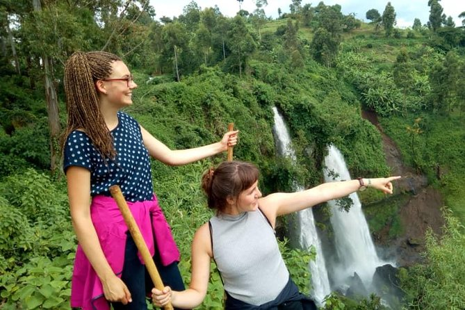 Sipi Falls, Coffee Safari & Abseiling