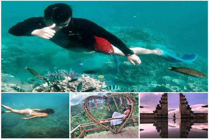 All Inclusive : Lempuyang Temple with Snorkeling At Blue Lagoon