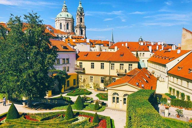 Legends of Prague Palaces and Gardens