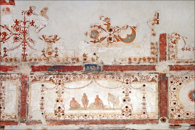 Palatine Museum, Domus Transitoria & Nero's Cryptoporticus Tour with PhD Guide