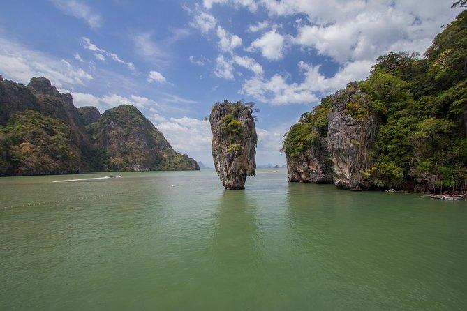 Amazing Phang Nga Bay Day Trip with Kayaking & Snorkelling