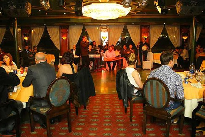 Cairo Nile Dinner Cruise and Show photo 2