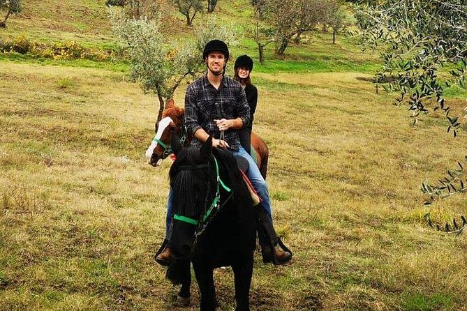 Horseback ride and Poolside Day chillout with Tuscan Lunch