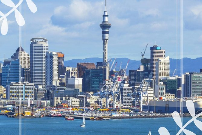 Heart of Auckland City Tour