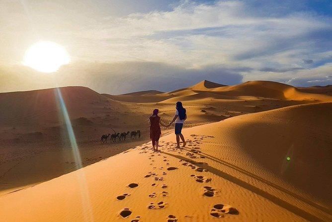3 Days Marrakech Tours To Merzouga: