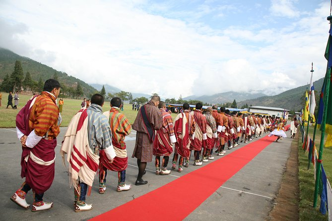 6 nights 7 days tour of Bhutan