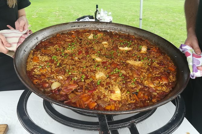 Authentic Paella Cooking Class In Barcelona
